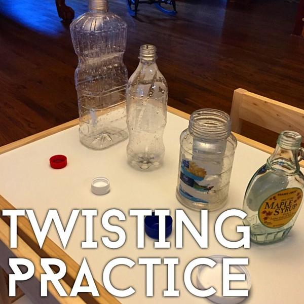 Twisting Practice