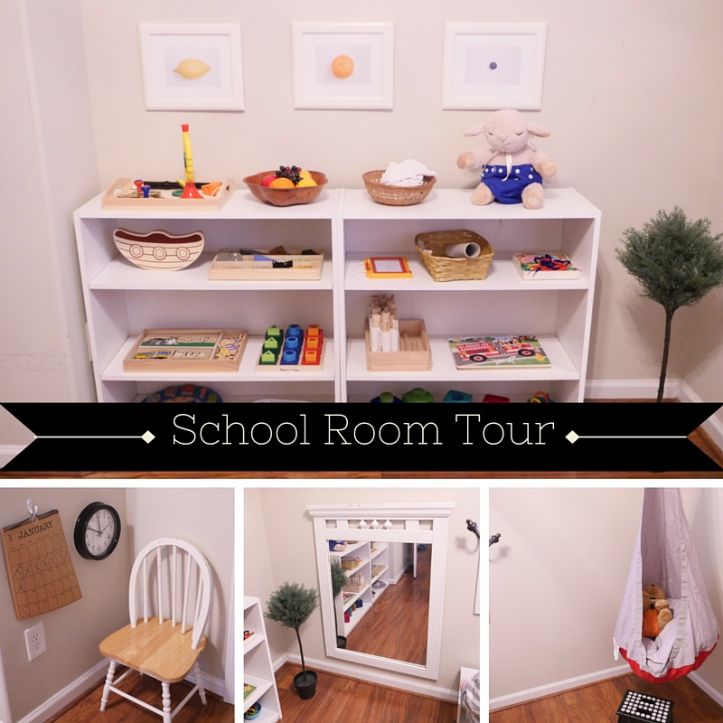 school room for instagram
